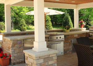 Countertops for Outdoor Kitchen